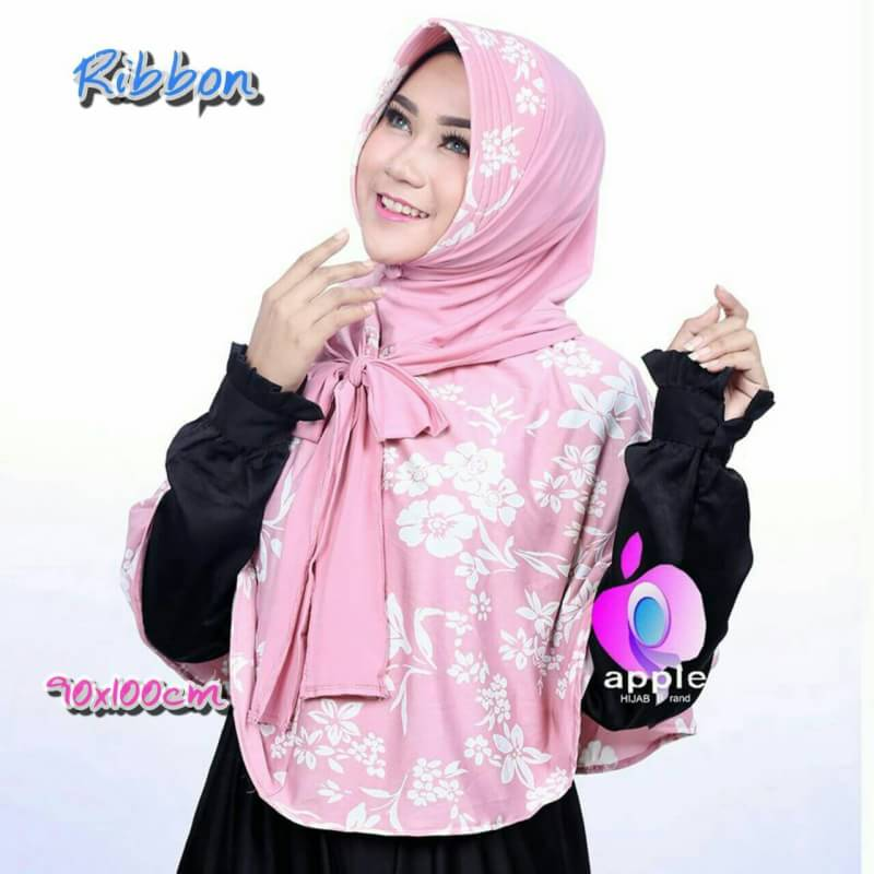 jilbab syar'i ribbon by apple2