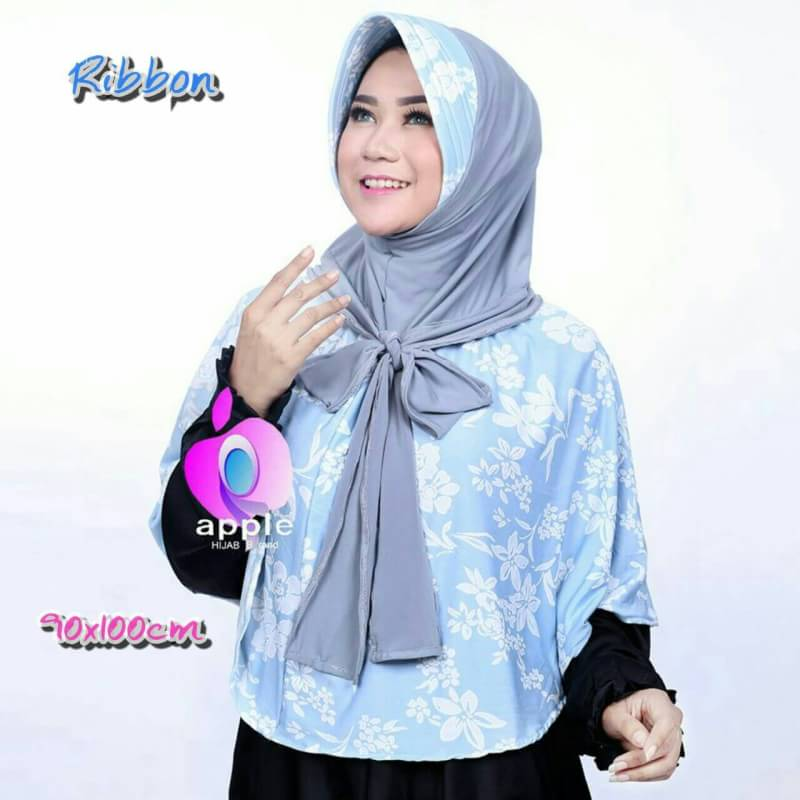 jilbab syar'i ribbon by apple3