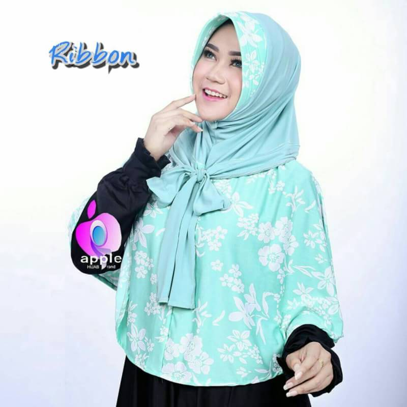 jilbab syar'i ribbon by apple5