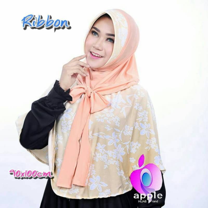 jilbab syar'i ribbon by apple6