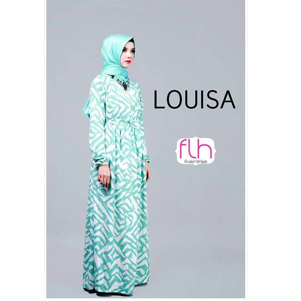 louisa dress & long cardi tosca