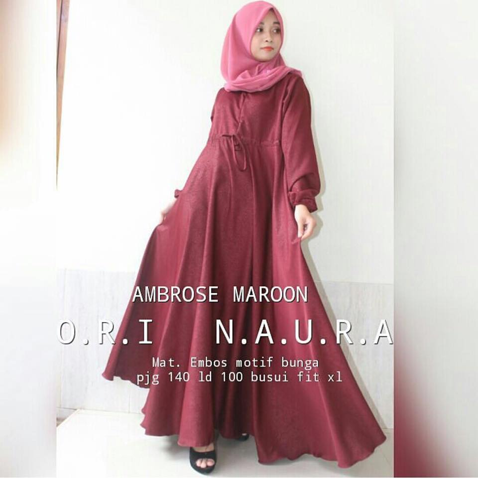 Ambrose Dress By Naura 4
