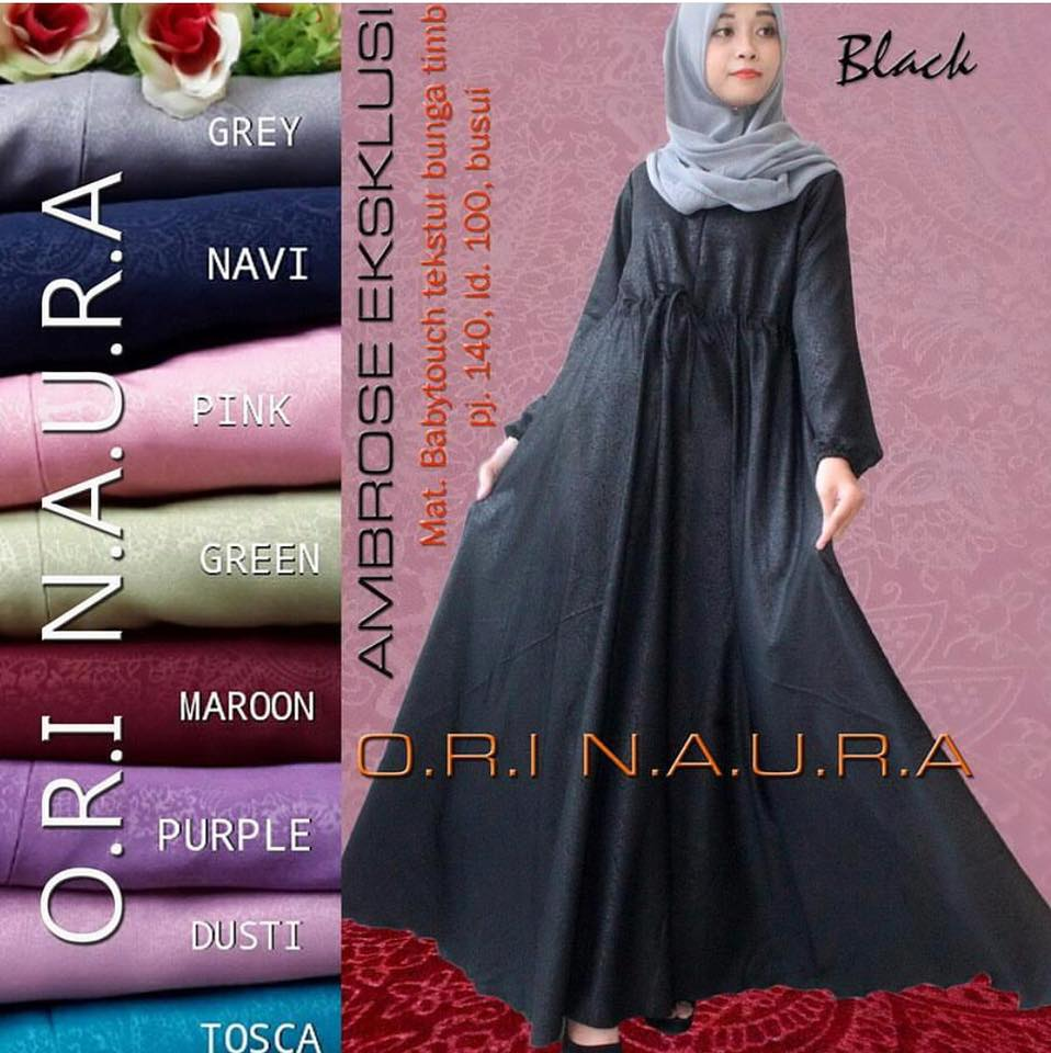 Ambrose Dress By Naura 6