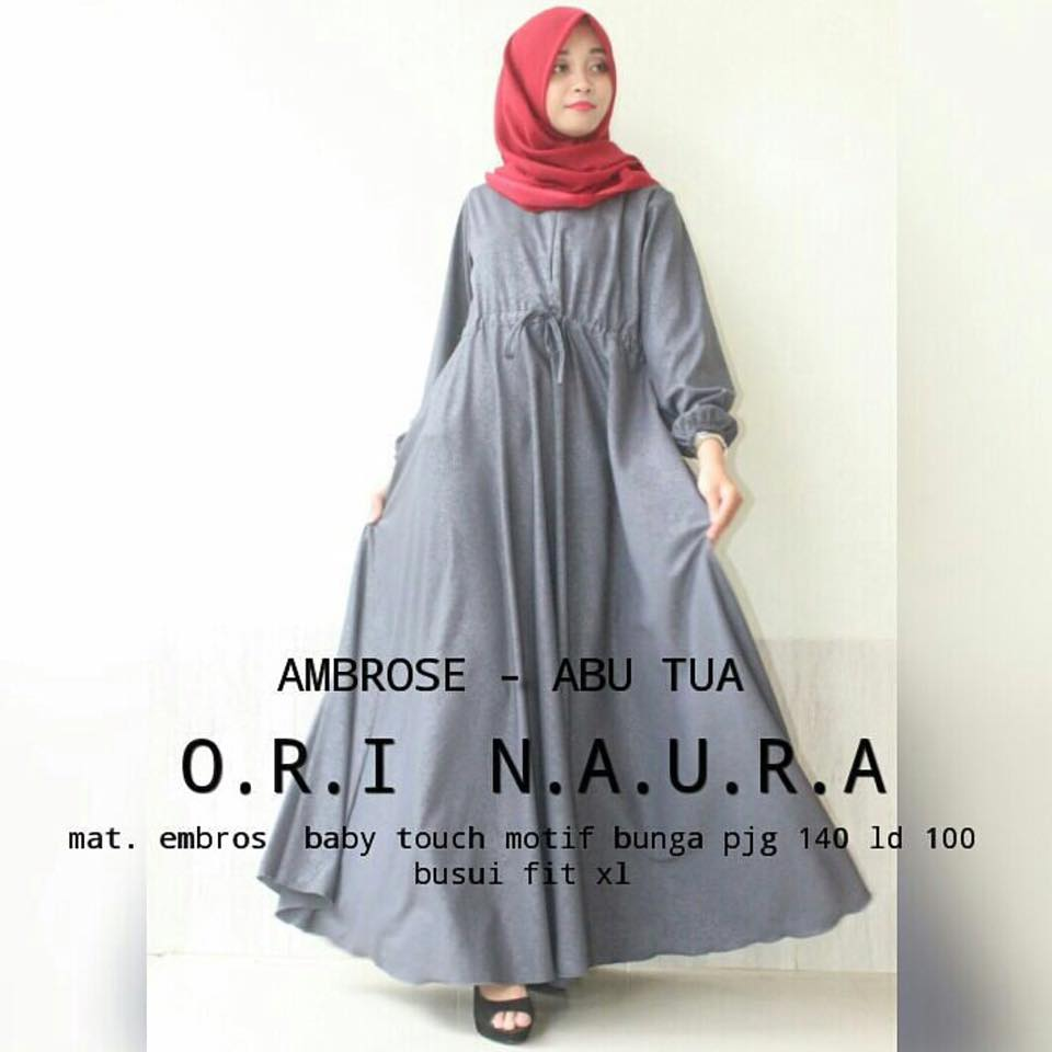 Ambrose Dress By Naura 8