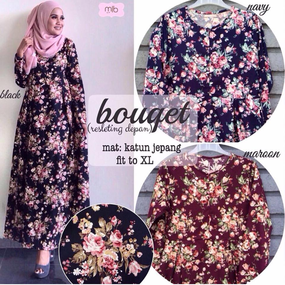 Bouqet Dress By Mlb 2