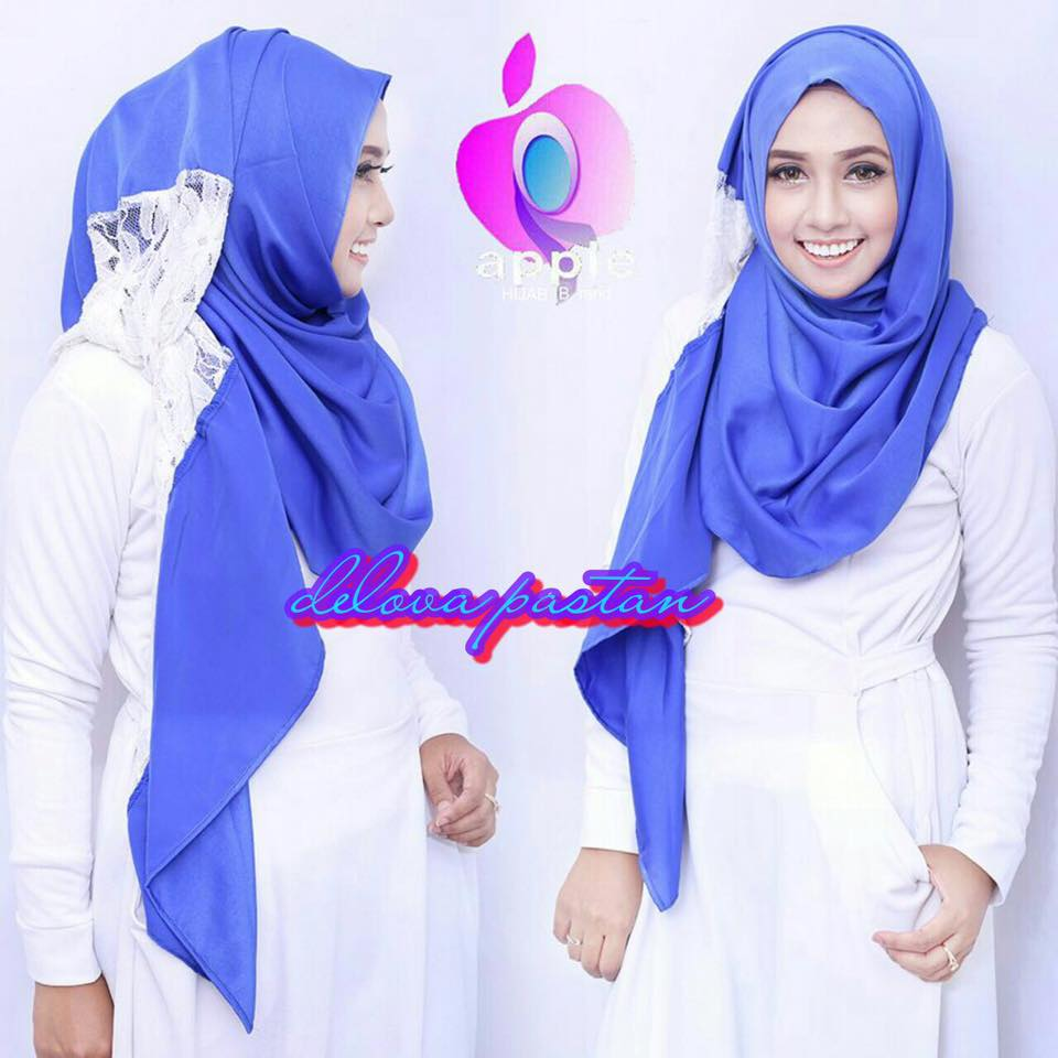 Delova Pastan By Apple Hijab 1