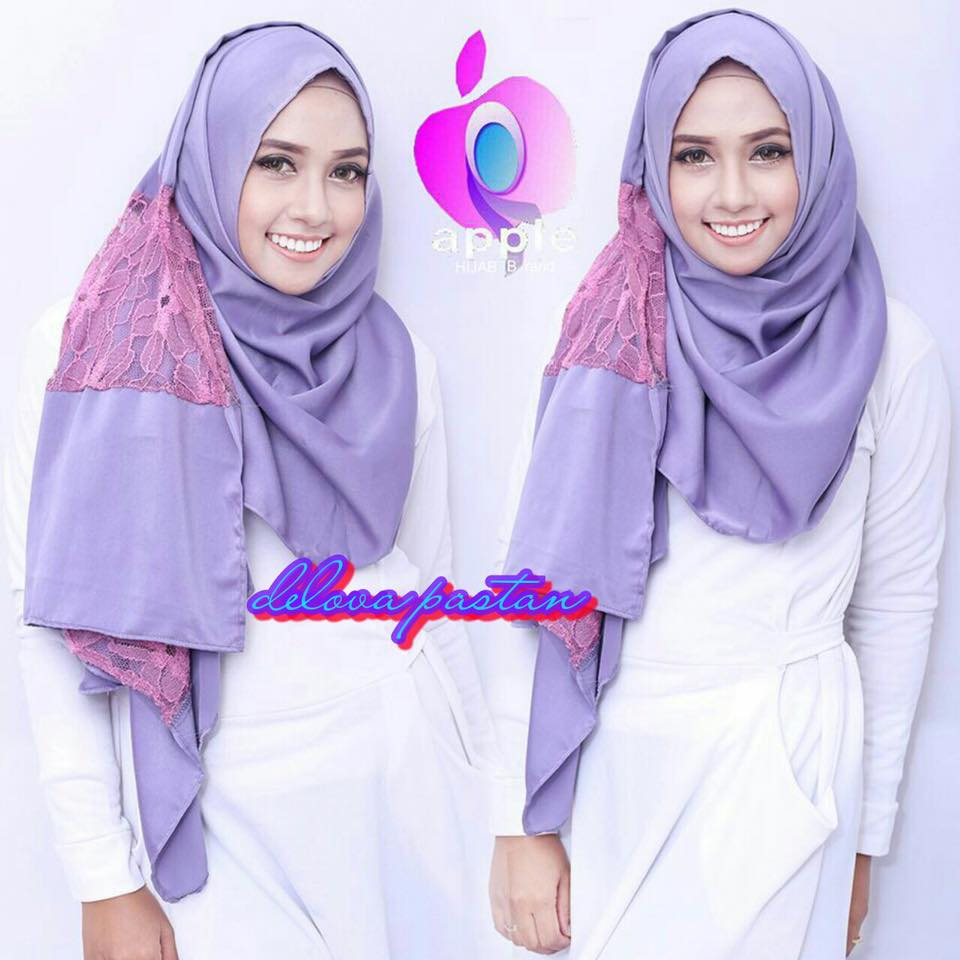 Delova Pastan By Apple Hijab 10