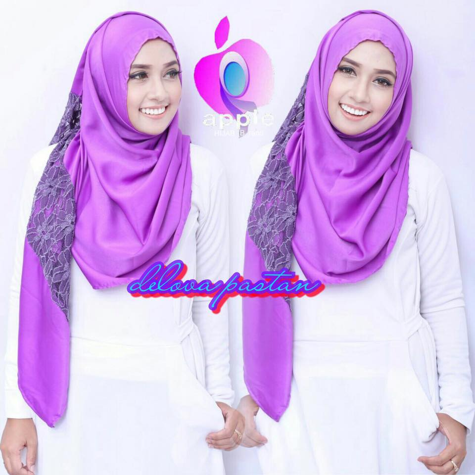 Delova Pastan By Apple Hijab 3