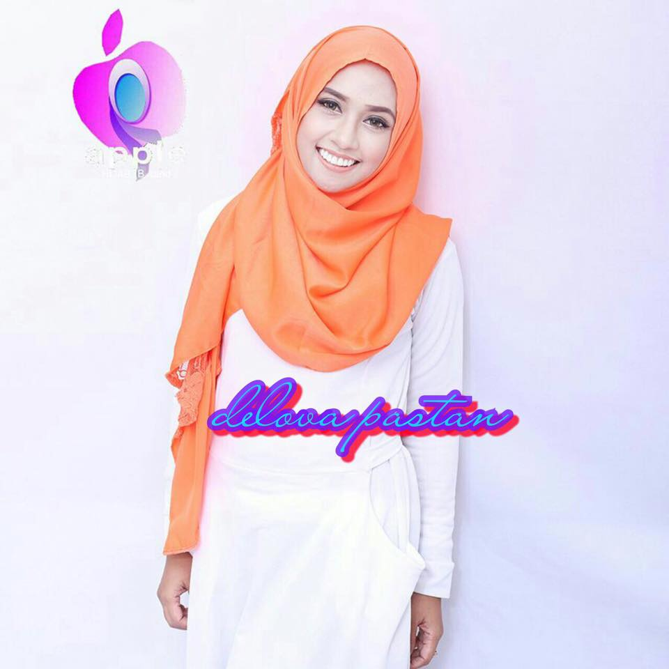 Delova Pastan By Apple Hijab 4