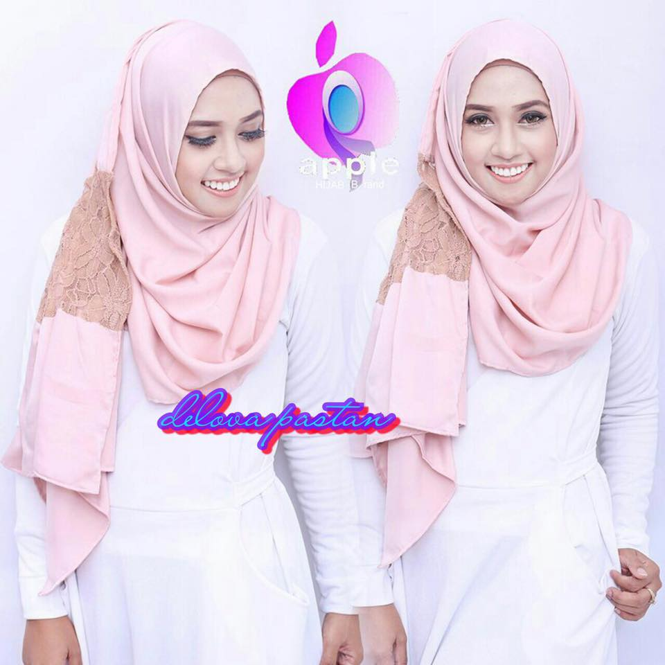 Delova Pastan By Apple Hijab 7