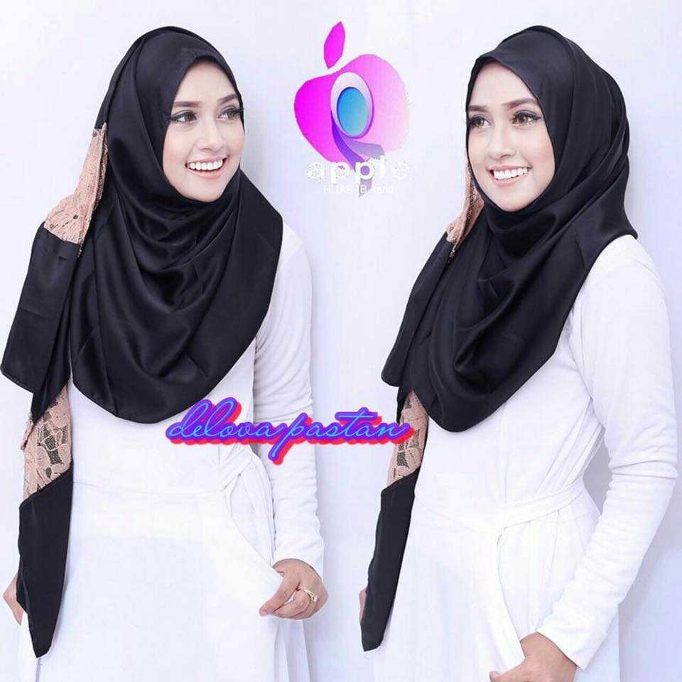 Delova Pastan By Apple Hijab 8