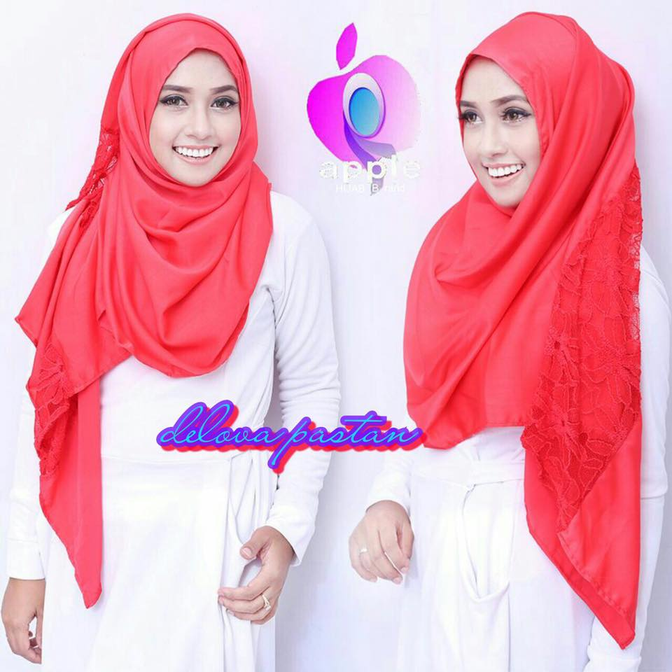 Delova Pastan By Apple Hijab 9
