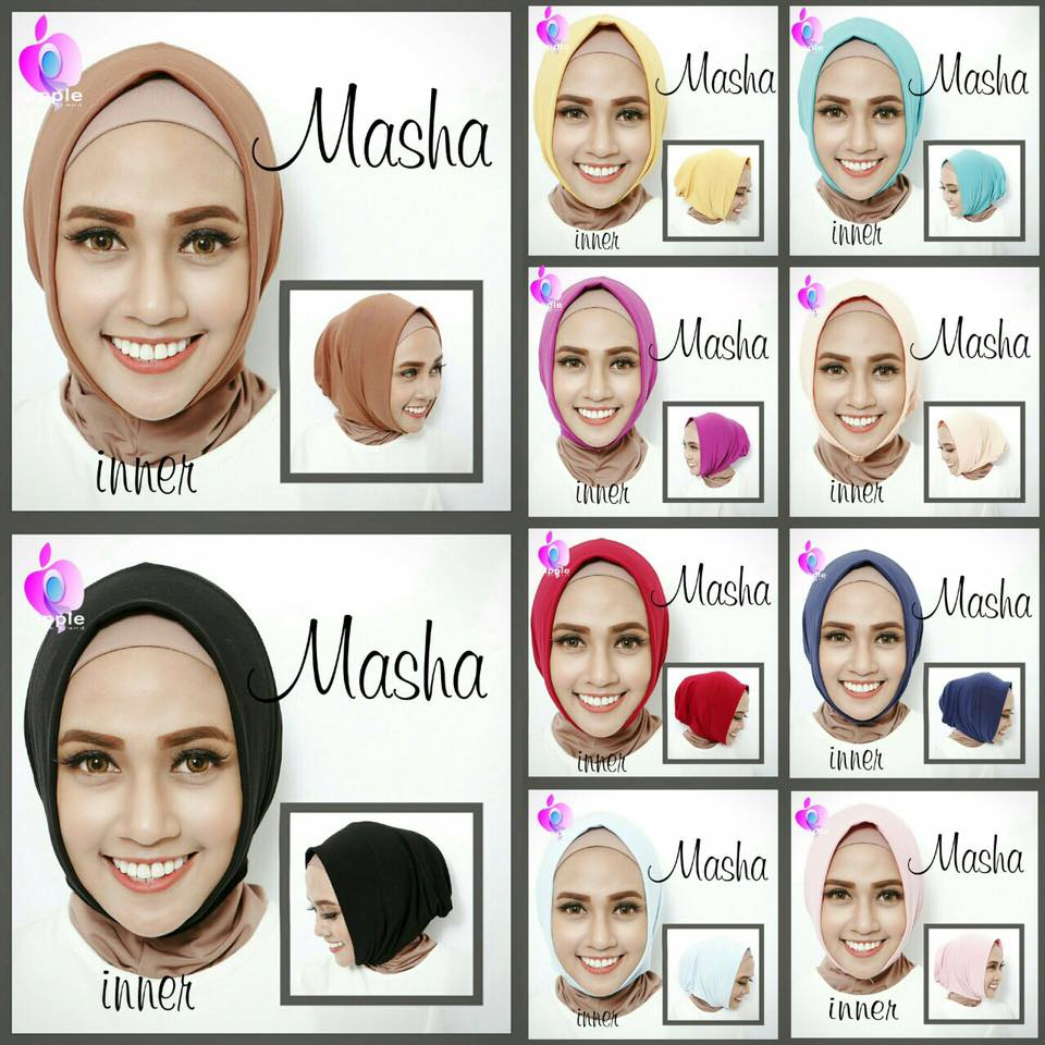 Inner Masha By Apple Hijab 11