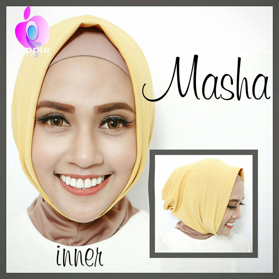 Inner Masha By Apple Hijab 2