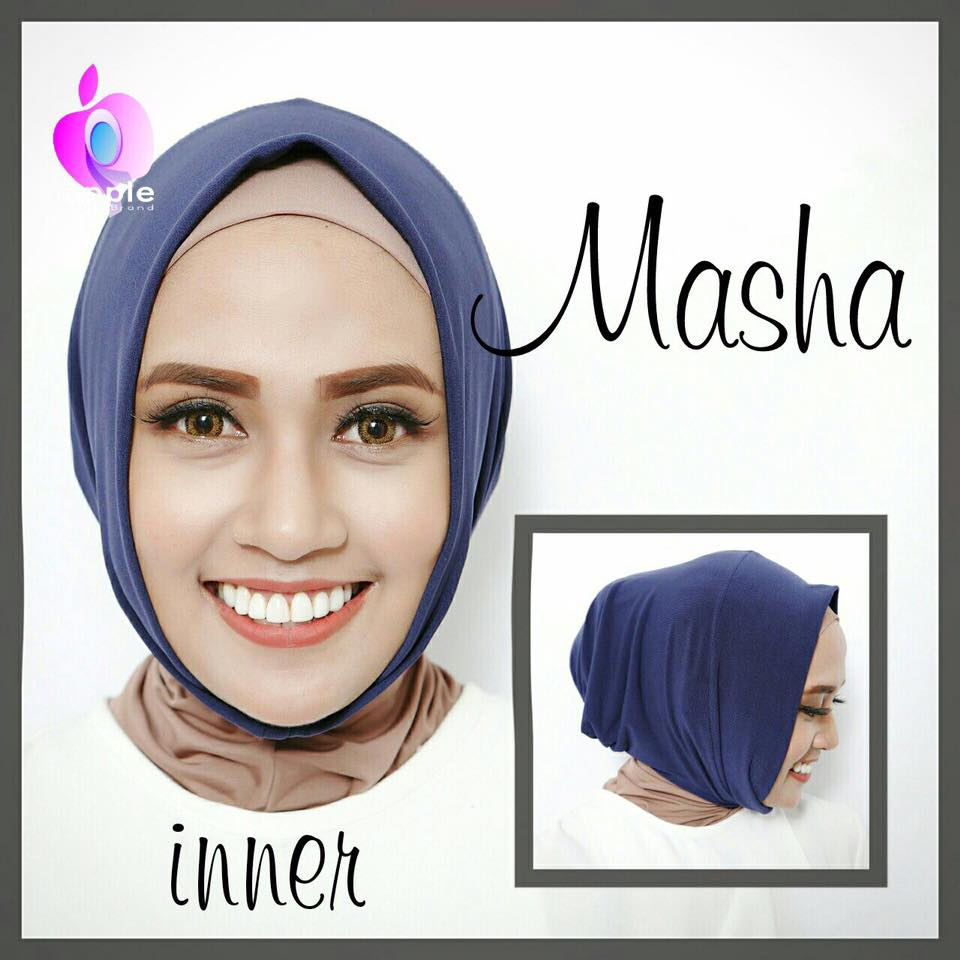 Inner Masha By Apple Hijab 3