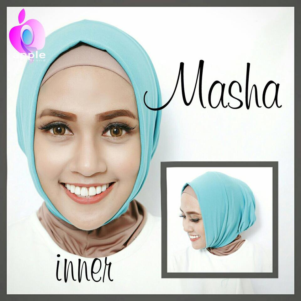 Inner Masha By Apple Hijab 4