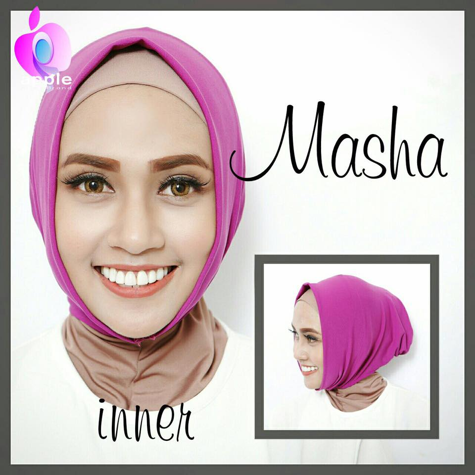 Inner Masha By Apple Hijab 5