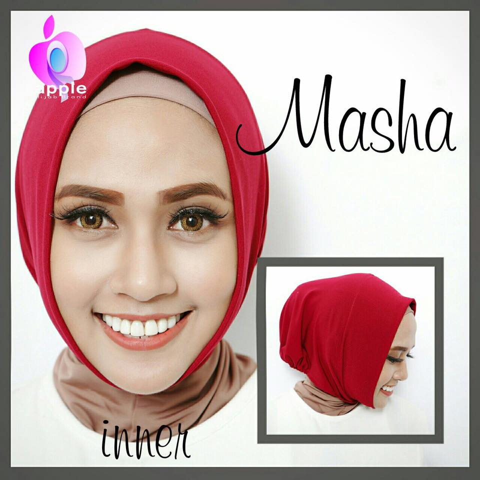 Inner Masha By Apple Hijab 6