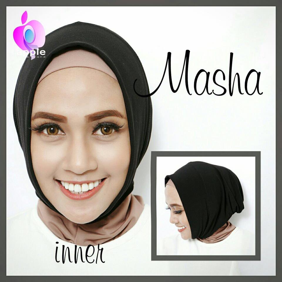 Inner Masha By Apple Hijab 9