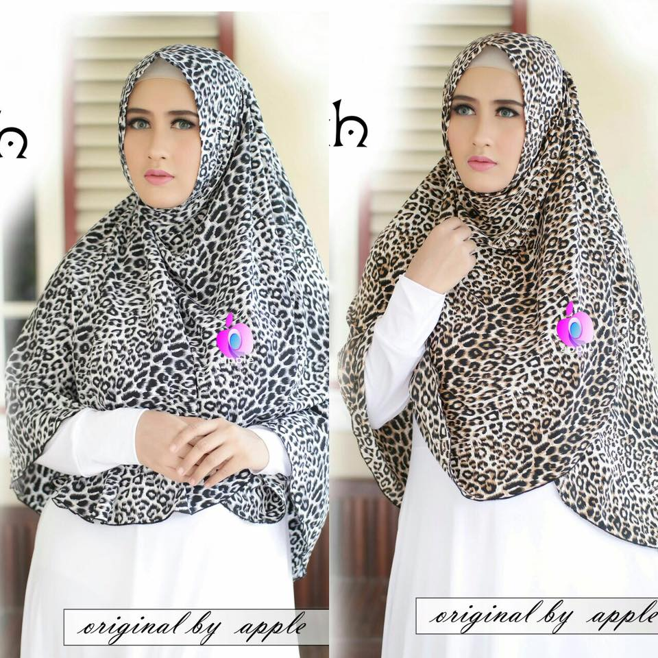 Khimar Aminah by Apple Hijab 13