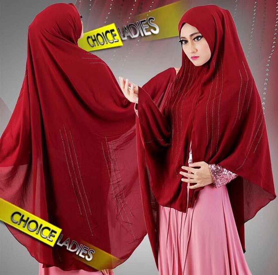 Khimar mute By Choice Ladies 1