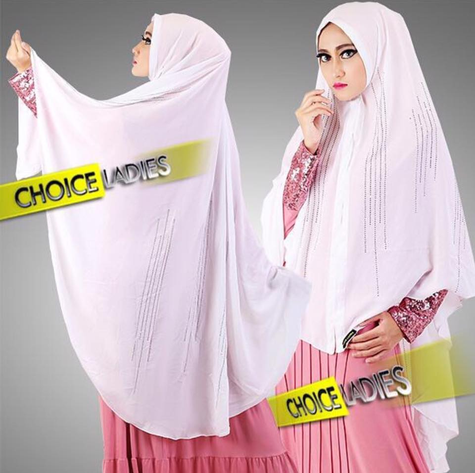 Khimar mute By Choice Ladies 2