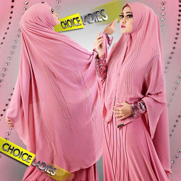 Khimar mute By Choice Ladies 4