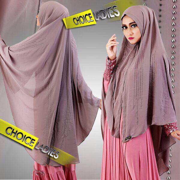 Khimar mute By Choice Ladies 5