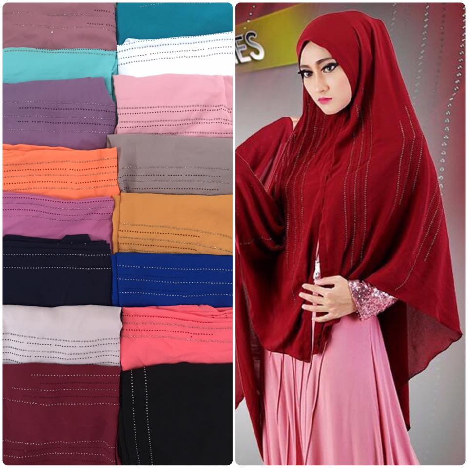 Khimar mute By Choice Ladies 6