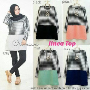 Linea Top By Nawa