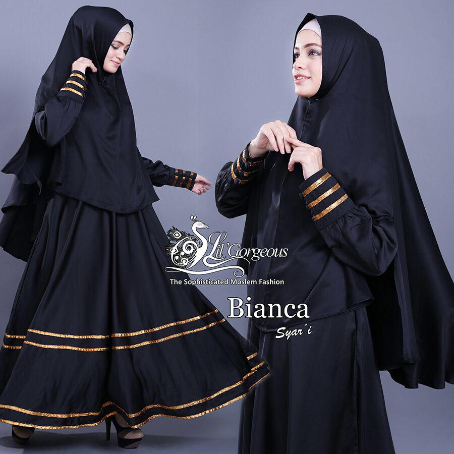 Set Bianca Syar'i By Lil Gorgeous 4