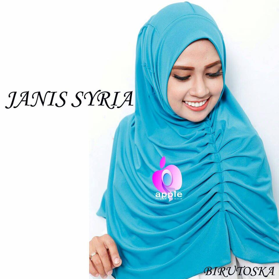 janis syiria ala risty tagor By Apple Hijab 1