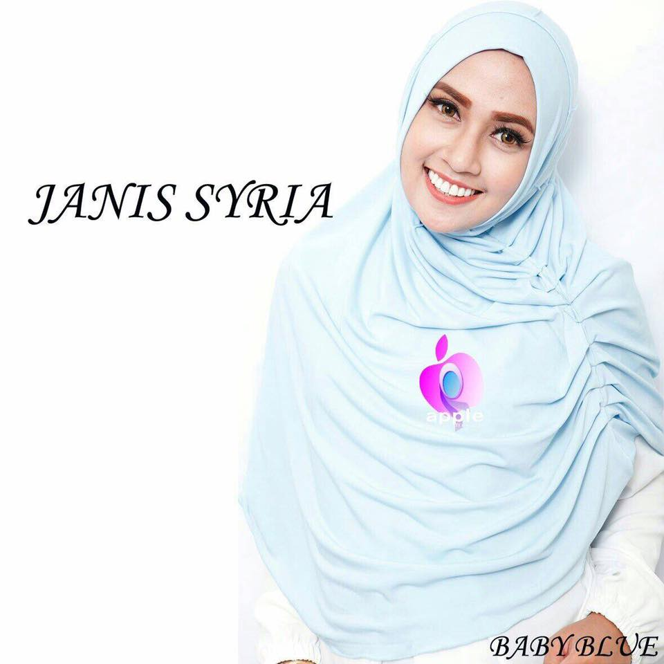janis syiria ala risty tagor By Apple Hijab 10