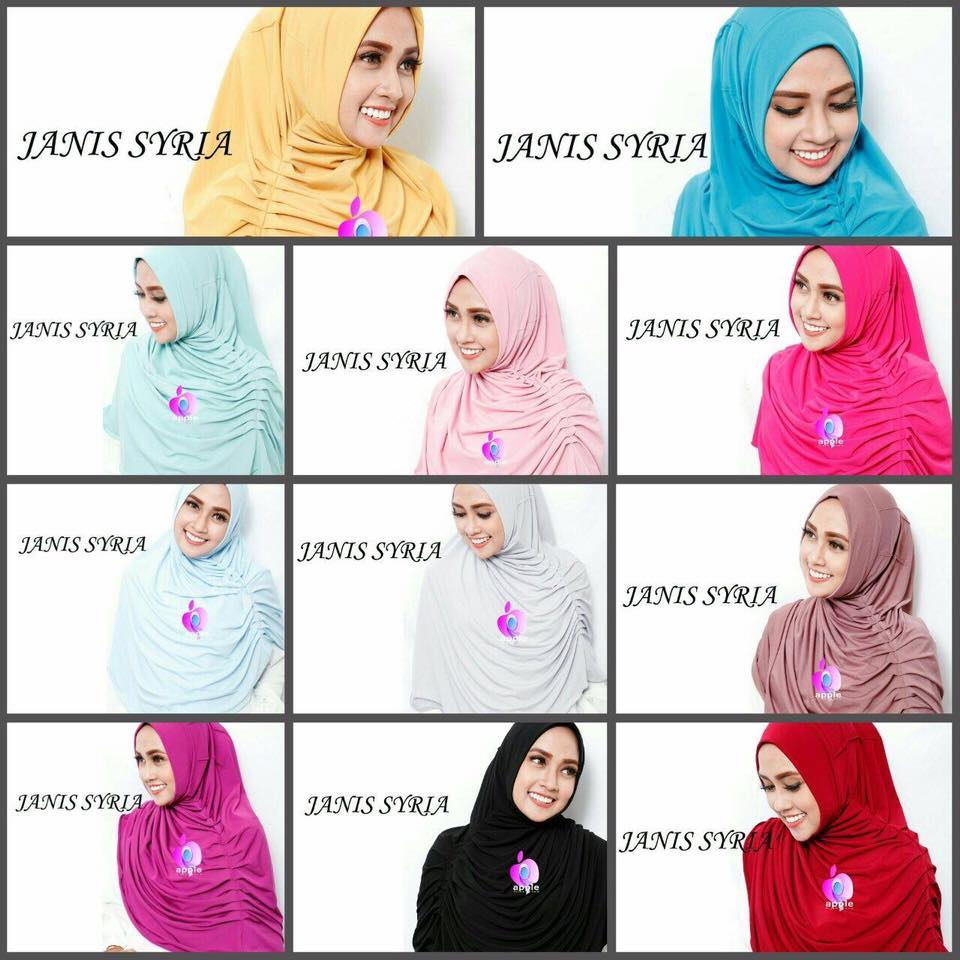 janis syiria ala risty tagor By Apple Hijab 11