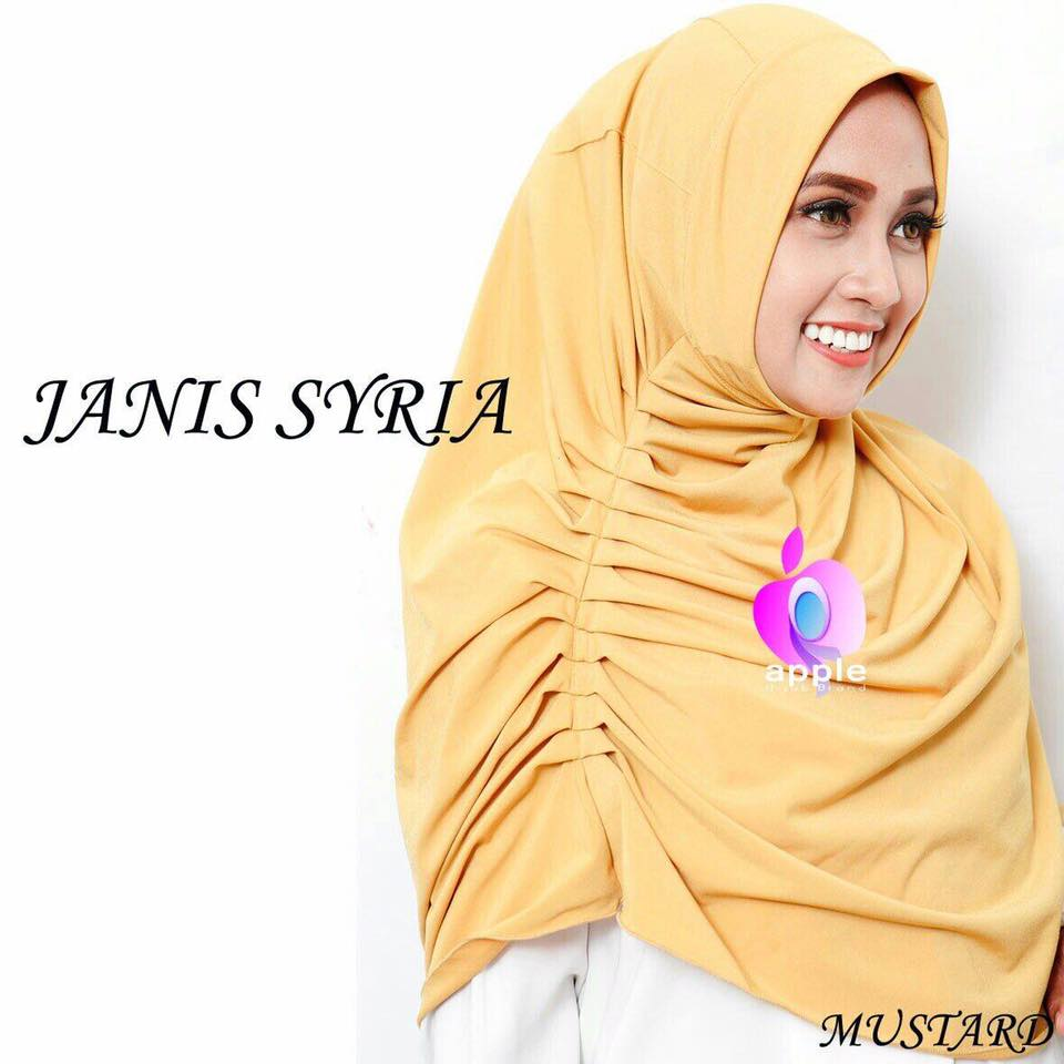 janis syiria ala risty tagor By Apple Hijab 12