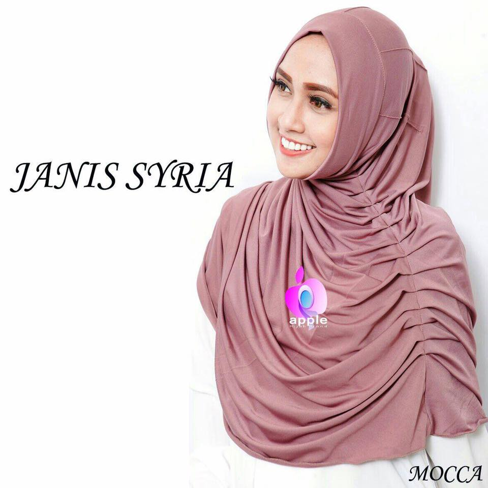 janis syiria ala risty tagor By Apple Hijab 2