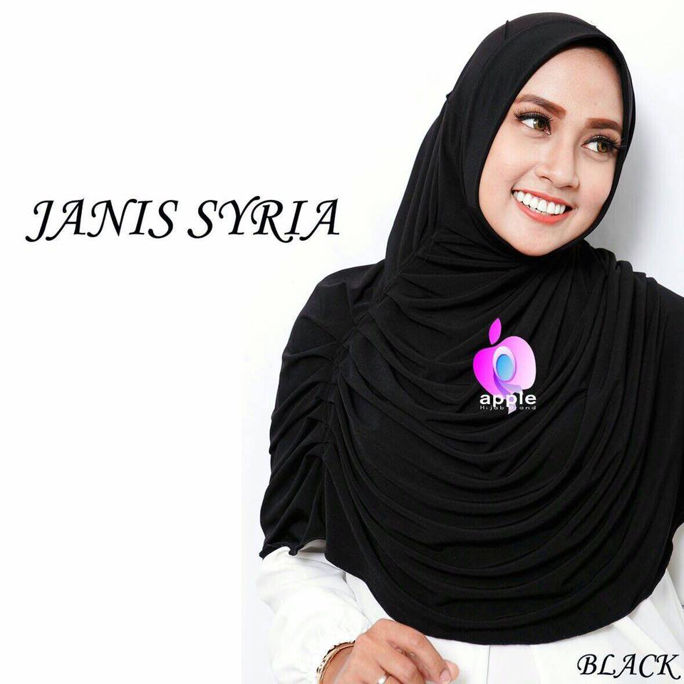janis syiria ala risty tagor By Apple Hijab 3
