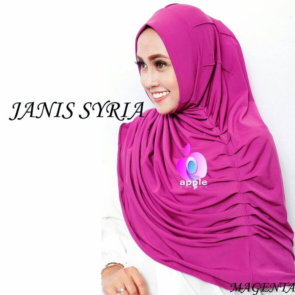 janis syiria ala risty tagor By Apple Hijab 4