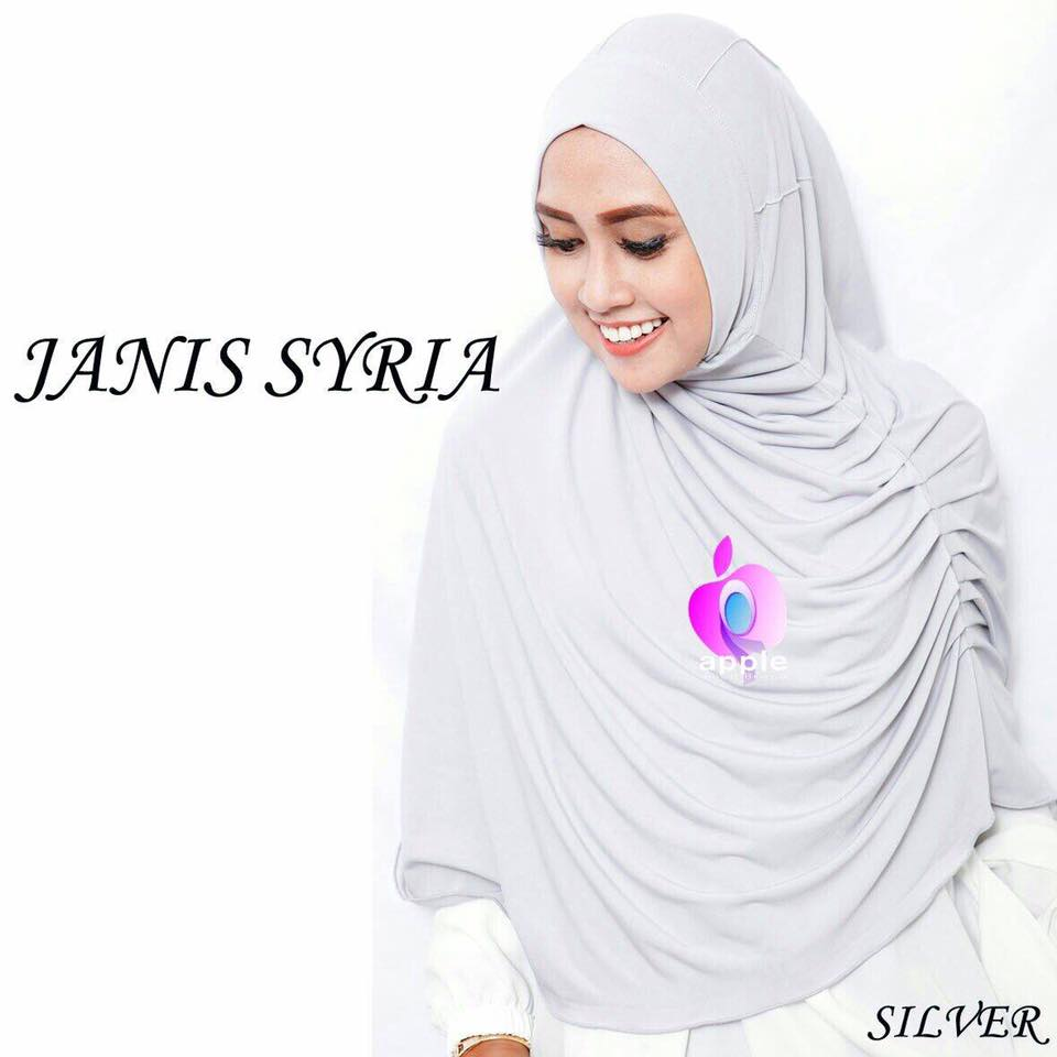 janis syiria ala risty tagor By Apple Hijab 5
