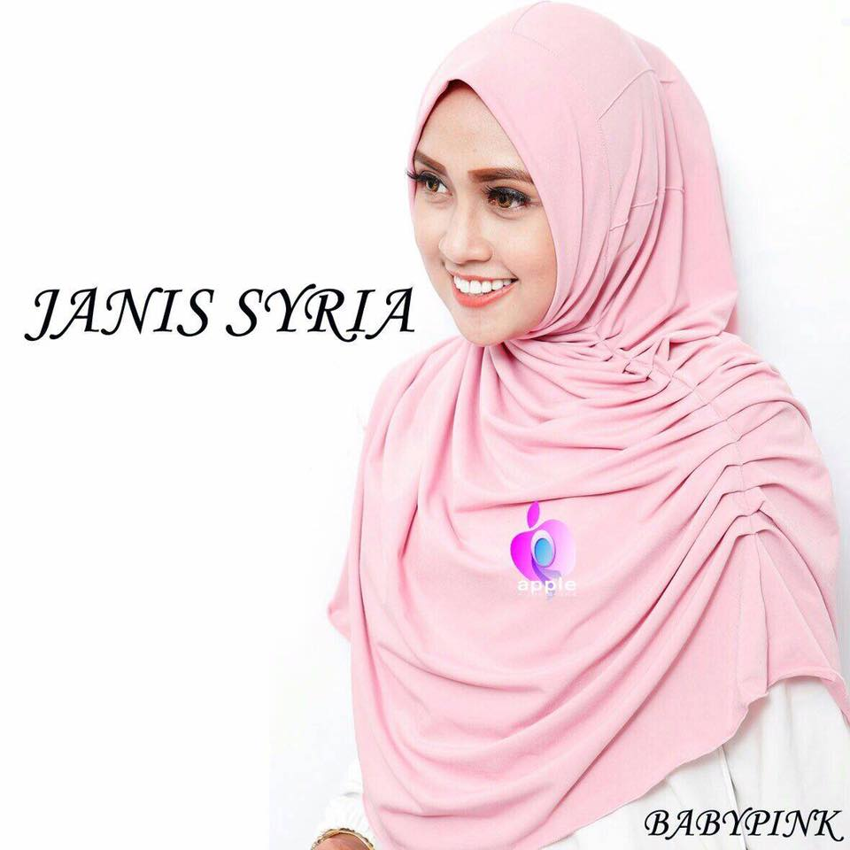 janis syiria ala risty tagor By Apple Hijab 6
