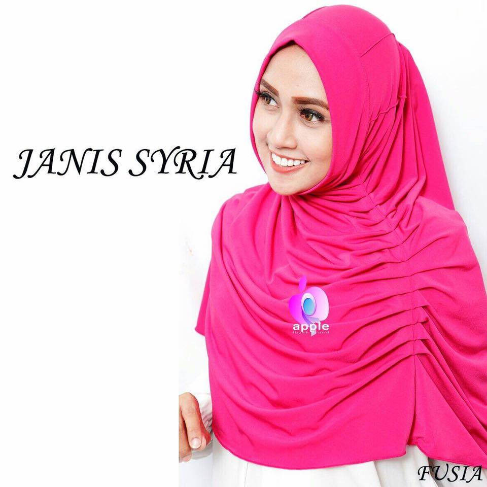 janis syiria ala risty tagor By Apple Hijab 7