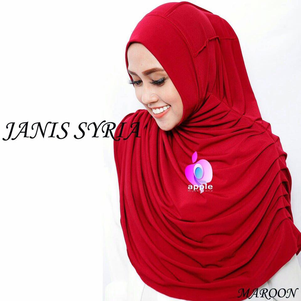 janis syiria ala risty tagor By Apple Hijab 8