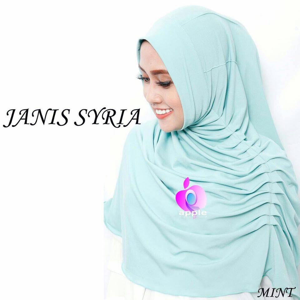 janis syiria ala risty tagor By Apple Hijab 9