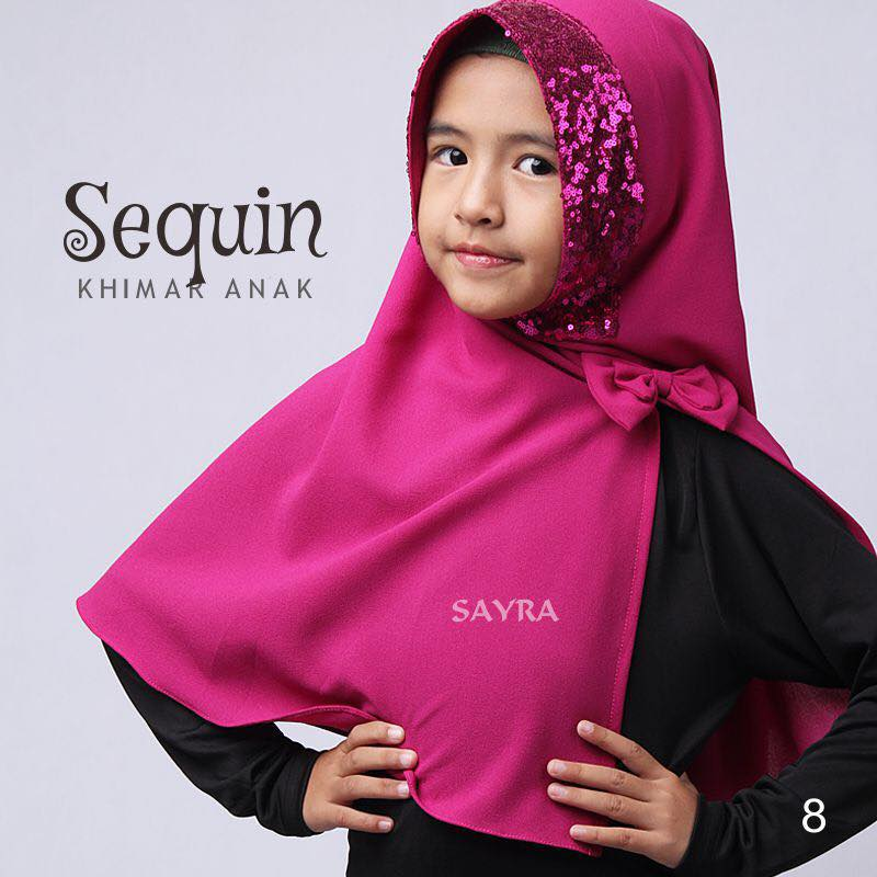 khimar squin anak by sayra 2