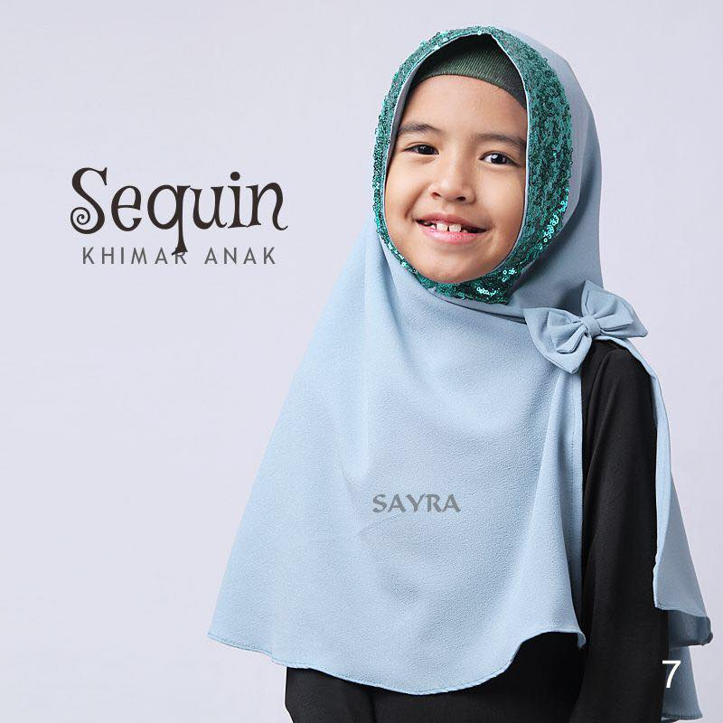 khimar squin anak by sayra 8