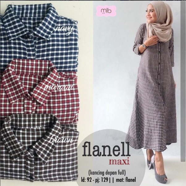 maxi flanell by mlb 2
