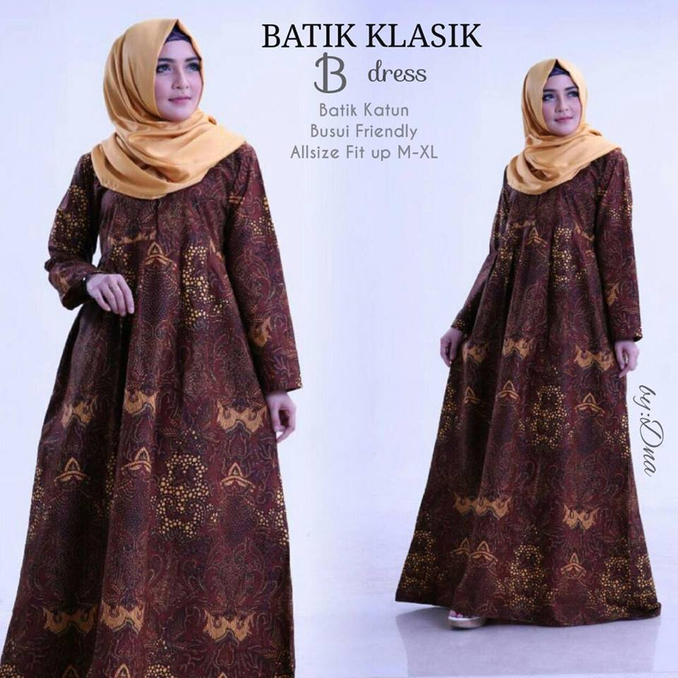 Dress Batik Klasik by Dna 1