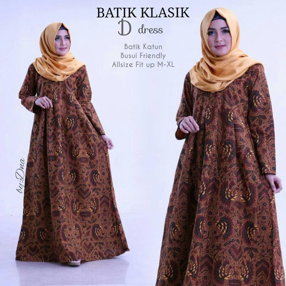Dress Batik Klasik by Dna 3