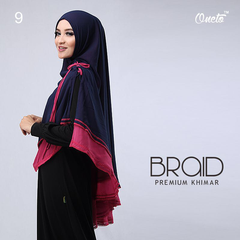 Khimar Braid by Oneto 3