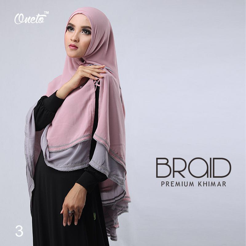 Khimar Braid by Oneto 4